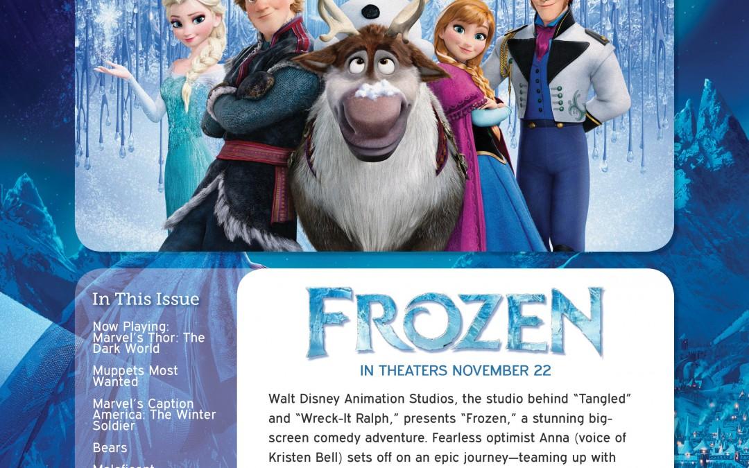 Disney Newsletter
