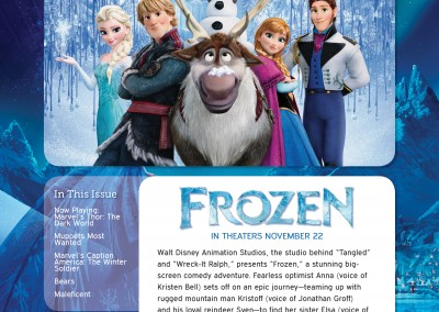 Disney Newsletter