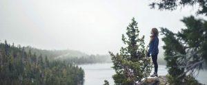 Masaleen at Lake Tahoe